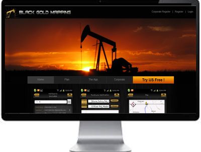 Create a bespoke dynamic responsive website from