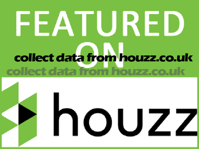 Collect 150 contacts from houzz and give you excel format