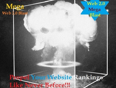 Do Mega Web 2.0 Blast - 70+ Posts on Web 2.0 Networks: Better Results than Syndwire