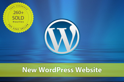 Create a 10-page responsive and SEO-friendly WordPress website for you