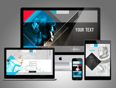 Design and develop bespoke responsive website with e-commerce