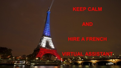 Be your French virtual assistant for 1 Hour and more !