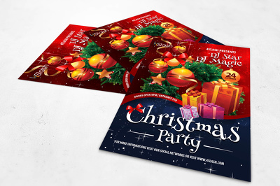 Design an eye catching event flyer for any occasion