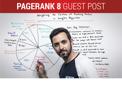 Write and make pagerank 8 guest post