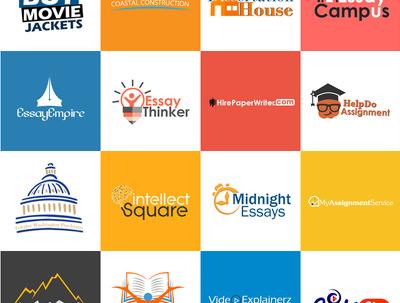 Design creative eye catching logo