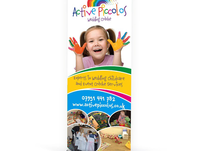 Print your pop up banner