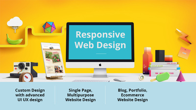Design SINGLE PAGE Website for just $25.  Special Offer!