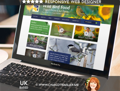 design a professional advert banner graphic to go on your website or social media