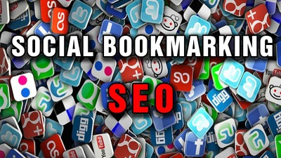 Do 1000 SEO Social BOOKMARK high quality backlinks to website blog or youtube