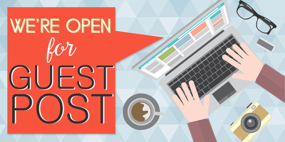 Write and publish a Guest Post on BlogHer