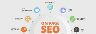 Do ON page SEO for your website.