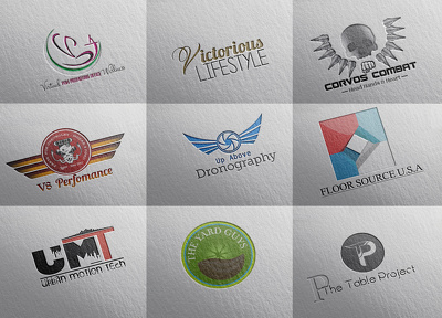 Design a professional logo fully custom made with unlimited revisions+Source File