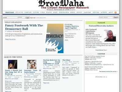 Guest Post with a dofollow backlink on Broowaha.com (DA 42)