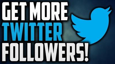 Add Permanent 3,000 Twitter Followers