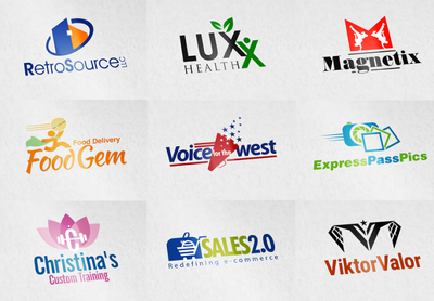 Professional Logo design +Unlimited Concepts +Unlimited Revisions + Source Files