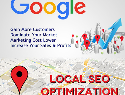 Do 100 Google Map Citations To Improve Local SEO & Google Maps ( 3 Pack ) Visibility