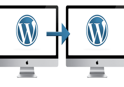 Transfer you WordPress site from one host to another