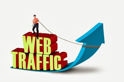 Unlimited genuine & real website traffic for 6 months