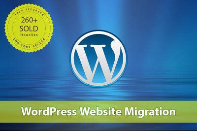 Migrate a WordPress site to a new server or domain (WordPress Migration)