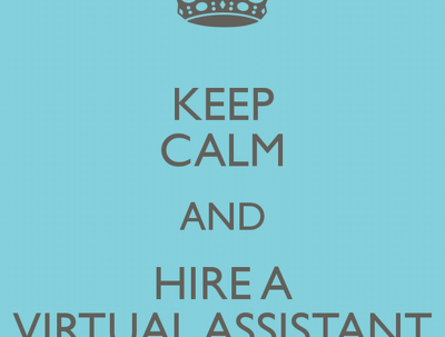 Work as your Virtual Assistant for 2 hours