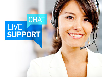 Add Live Support Chat. PHP & MySQL based. For any website.