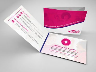 design an awesome looking brochure!