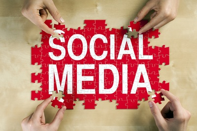Do social media marketing - strategy creation and brand promotion