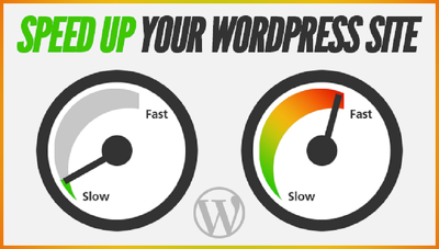Speed up your WordPress Website  (Cache, Compress, Optimize)
