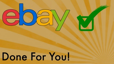 Offer you my ebay SEO Package to boost your sales
