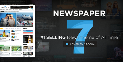 Build wordpress website using NEWS PAPER 7 theme with woocommerce