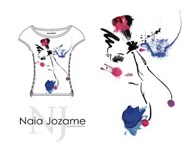 Design a great T shirt design for you