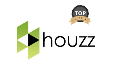 Publish a guest post on Houzz on PR94 Blog, 2 reviews on Houzz
