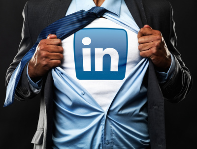Create a professional Linkedin account & manage it for 3 days