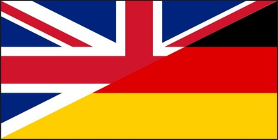 Translate 500 words from English to German and vica versa