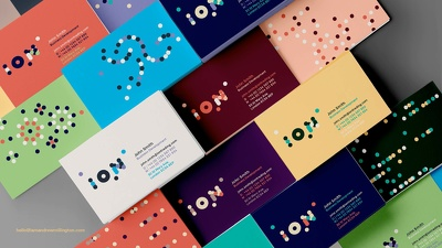 Design your business cards (three routes, you choose one + feedback until happy
