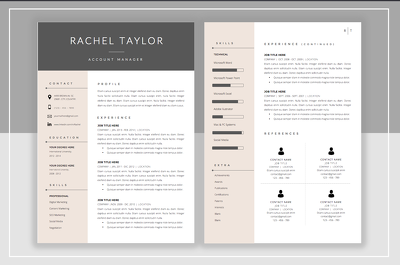 Write a high-impact CV with matching cover letter
