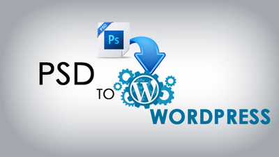 Convert your PSD to a Wordpress Theme