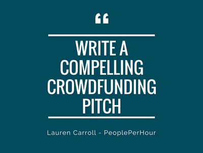 Write a compelling 2,500-word crowdfunding pitch