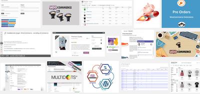 Deliver complete Ecommerce website using WooCommerce