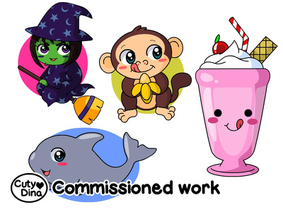 Make cute mascots