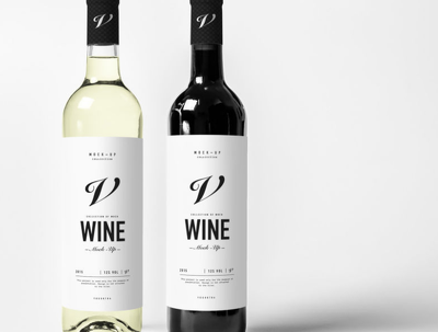 Create a Beautiful Wine Bottle Design For Your Wine Business