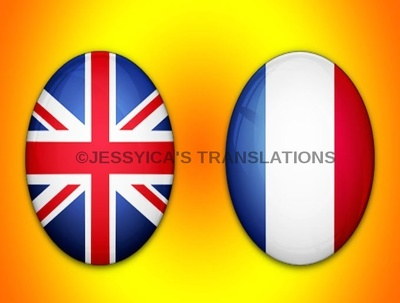 Translate English to French or viceversa up to 24000 words
