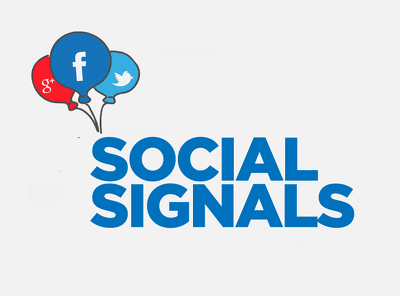 Manually give your website 200 high quality social signals