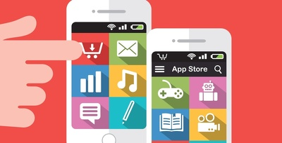 Do 100 app downloads and 5 reviews
