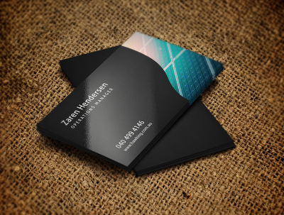 Design your business card/visiting card