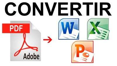 Convert a PDF file into a Word or Excel within one day