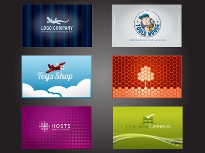 Design a company logo with free business card!