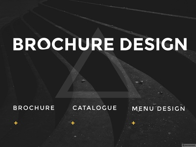 Design a Professional Brochure with Unlimited Revisions