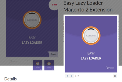 Create a Easy Lazy Loader Magento 2 Extension