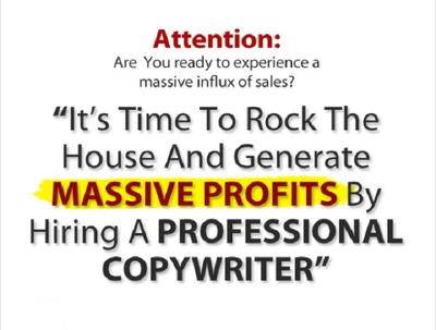 Increase your sales with quality copywriting of 500 words